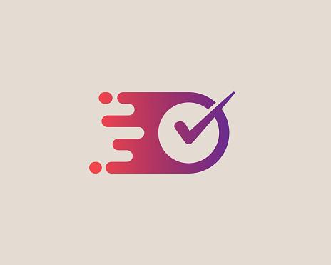 Check emblemtype. Right vector emblem design.