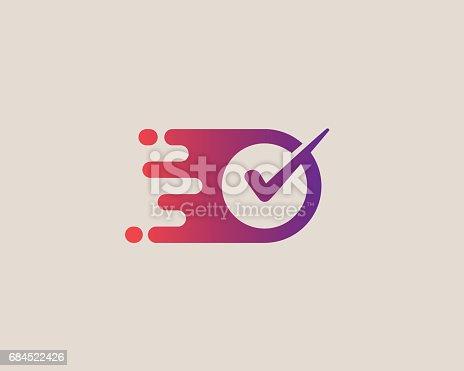 Check emblemtype. Right fast vector emblem design