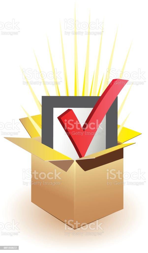 확인표시, 메시지함 royalty-free 확인표시 메시지함 0명에 대한 스톡 벡터 아트 및 기타 이미지
