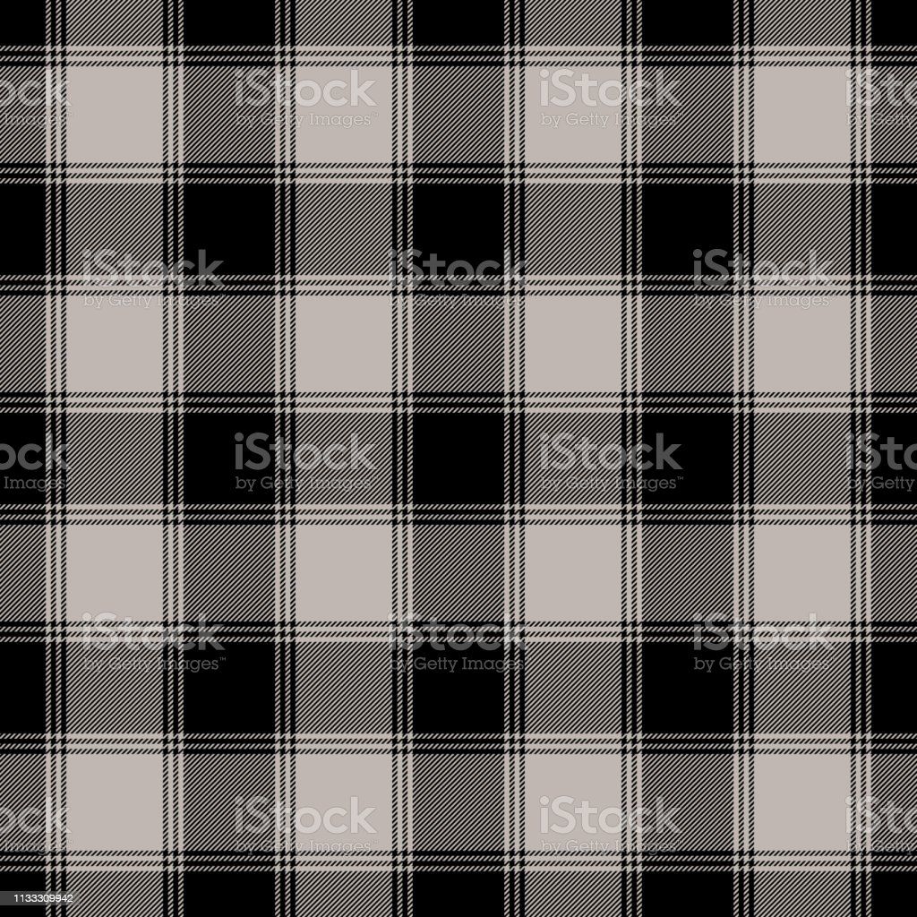 Check plaid pattern vector for textile design. Seamless tartan plaid....