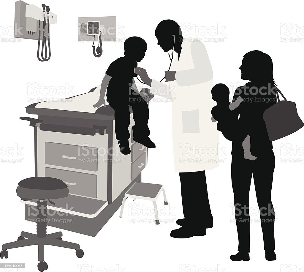 Check Up royalty-free check up stock vector art & more images of adult