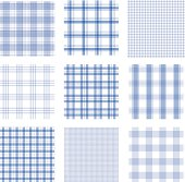 Checked seamless pattern