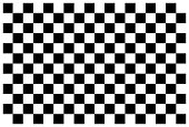istock Checkerboard. Black and white background for checker and chess. Square pattern with grid. Checkered floor, board and table. Flag for race, start and finish. Graphic rectangle for games. Vector 1266751389