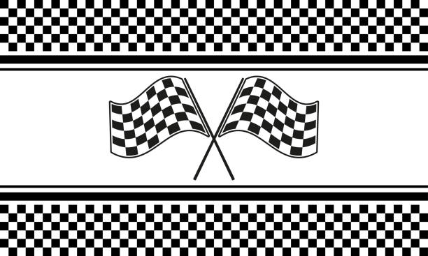 checkered background vector - checked pattern stock illustrations