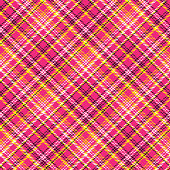 Checkered classical pattern tartan.  Abstract seamless texture. Traditional color wallpaper in stripe. Scottish cage. Vector graphics printing on fabrics, shirts and textiles.