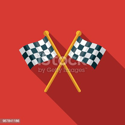 Free Checkered Flag Clipart and Vector Graphics - Clipart me
