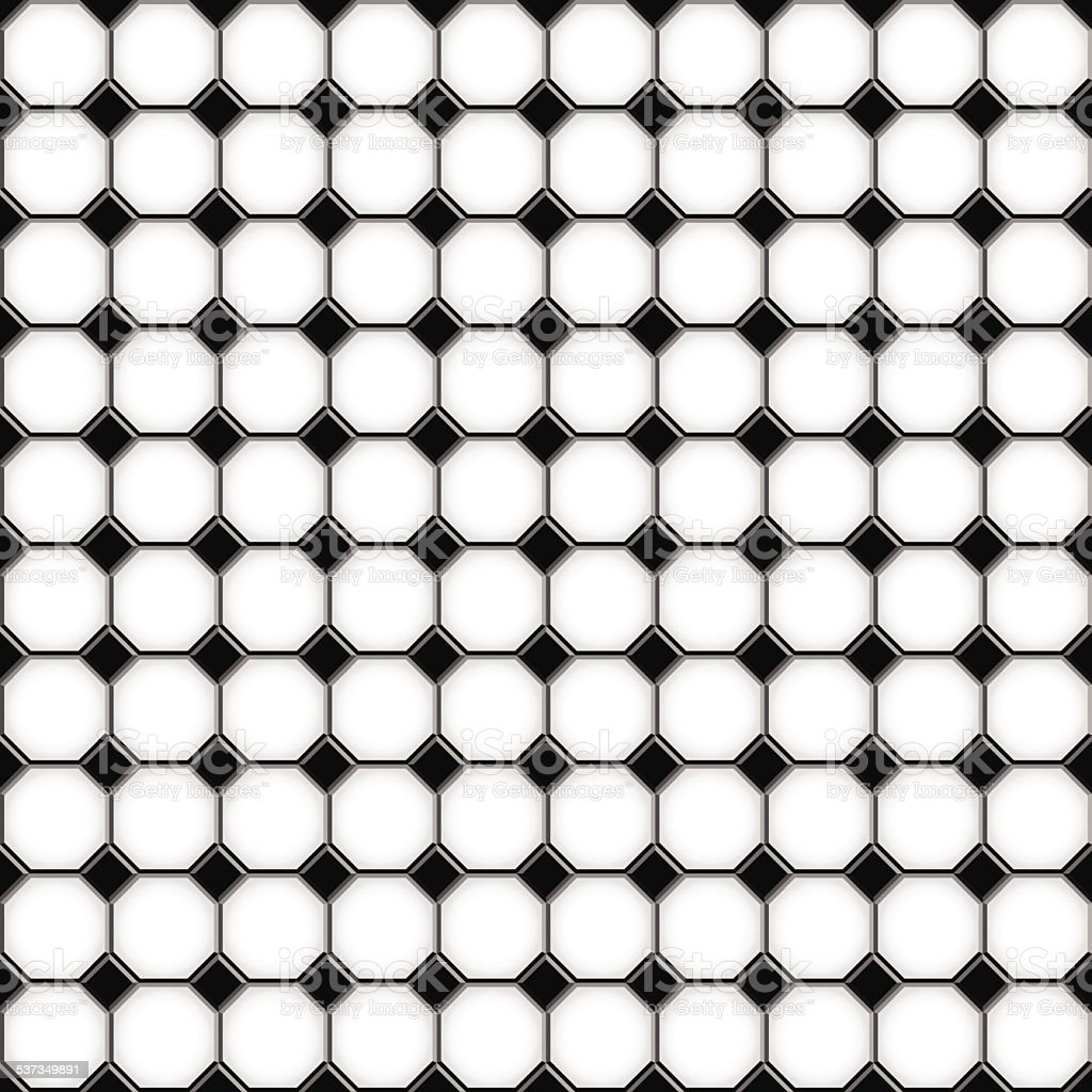 Checkered Floor Tiles Stock Vector Art More Images Of 2015