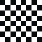 istock Checkered Pattern Black and White 806894546
