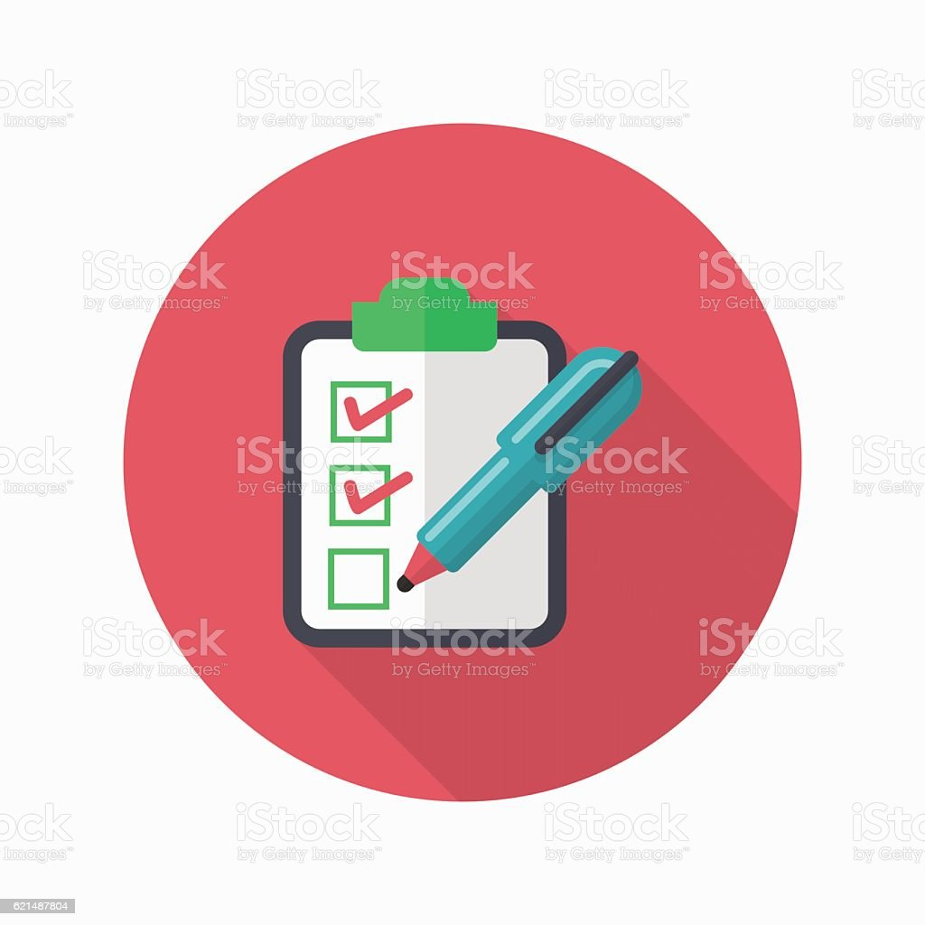 Checkliste-Symbol Lizenzfreies checklistesymbol stock vektor art und mehr bilder von bettbezug