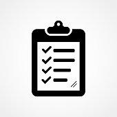 istock checklist icon 859663708