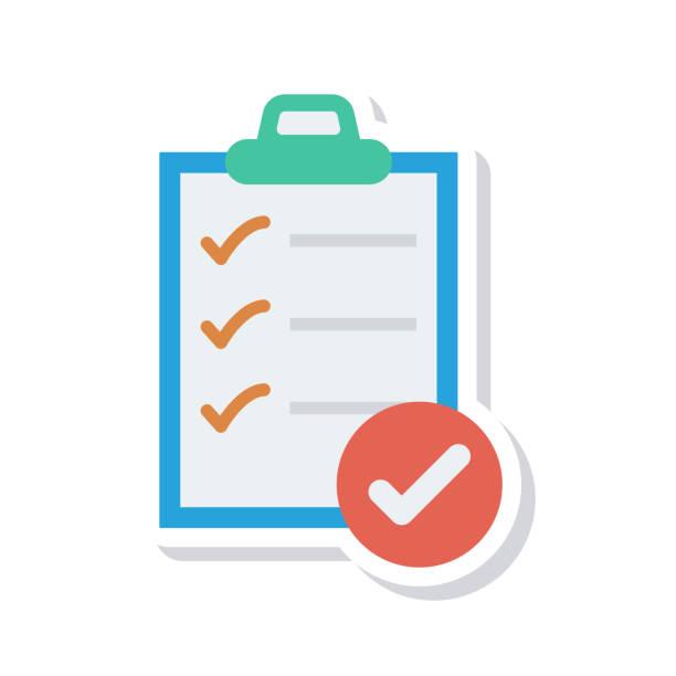 Checkliste – Vektorgrafik