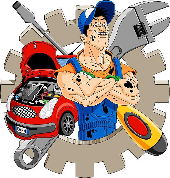 how to change oil car mechanic simulator