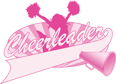 Cheerleader Jump Design