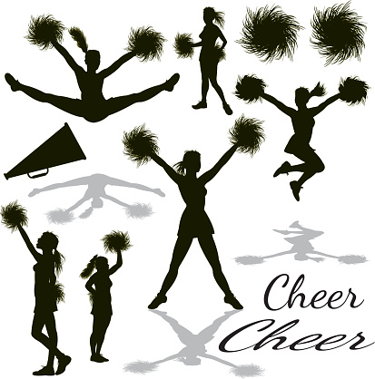 Cheerleading, Cheerleaders, Equipment