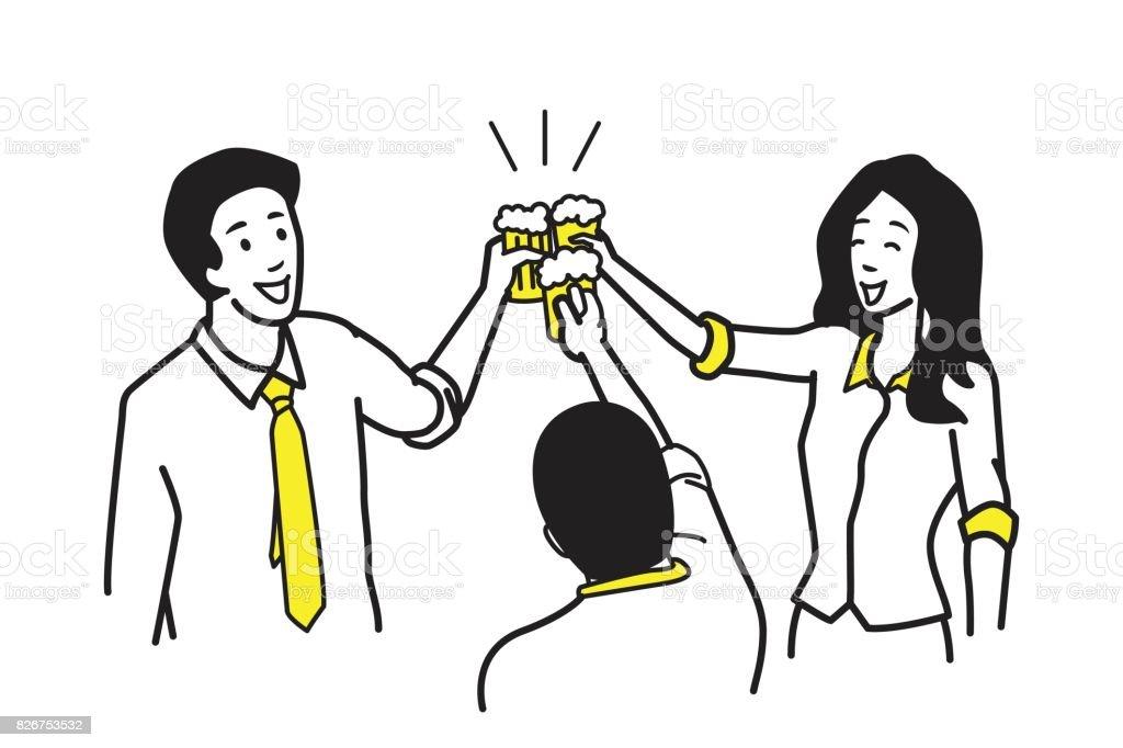 Cheers for weekend