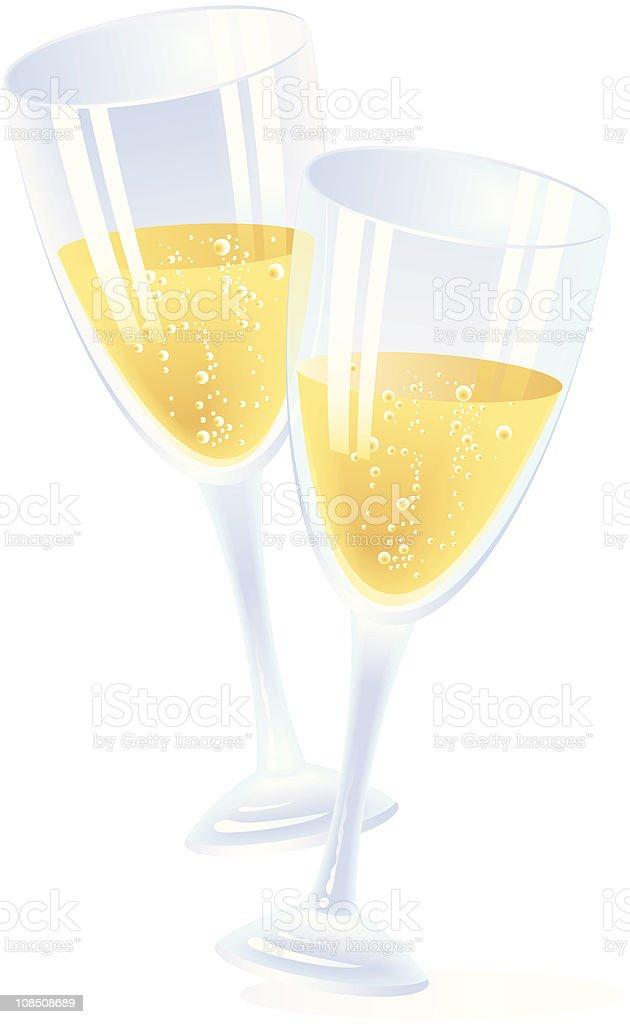'Cheers!' royalty-free stock vector art