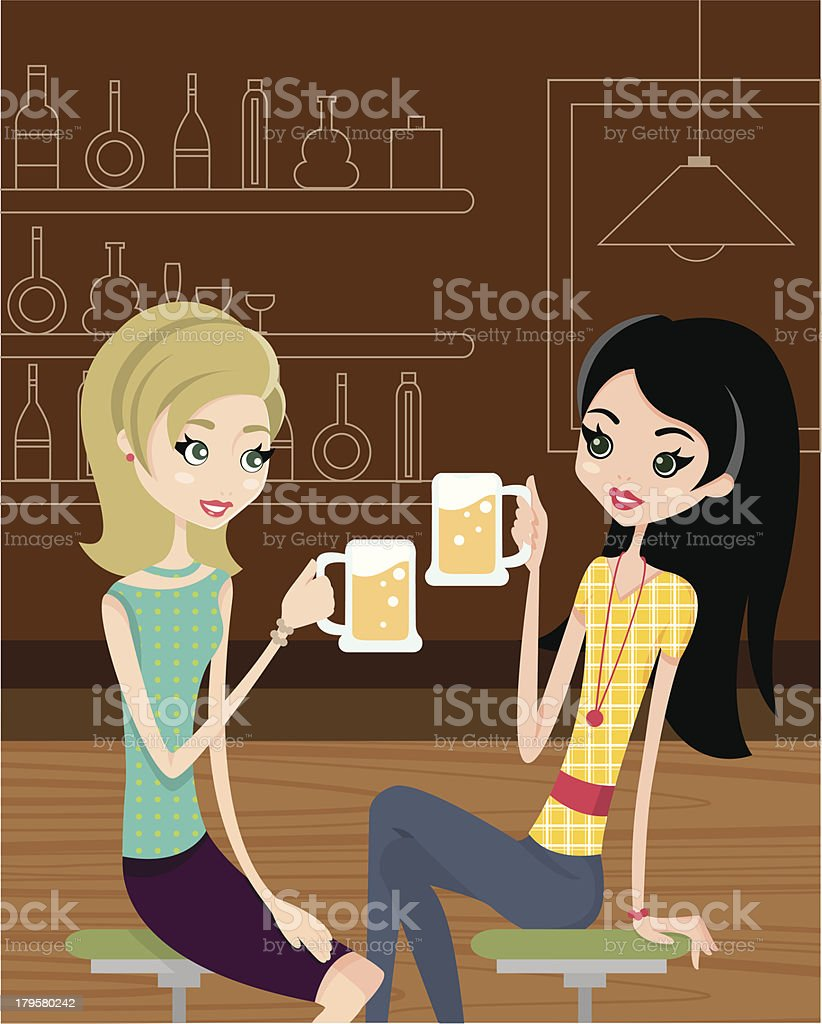 Cheers! royalty-free cheers stock vector art & more images of adult