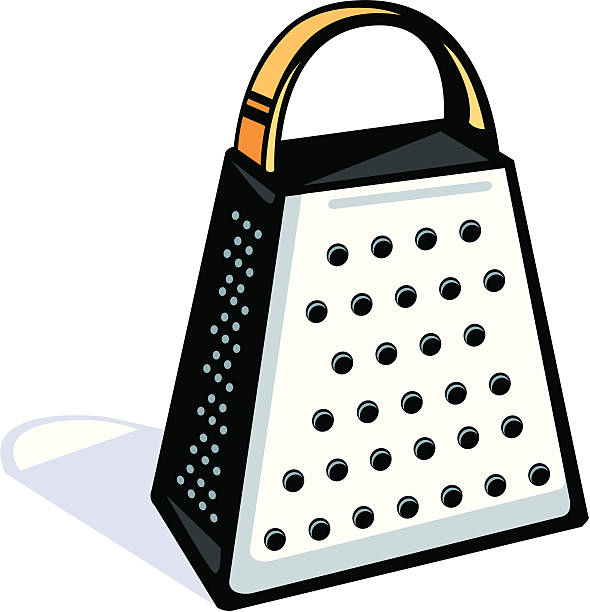 Royalty Free Cheese Grater Clip Art, Vector Images ...
