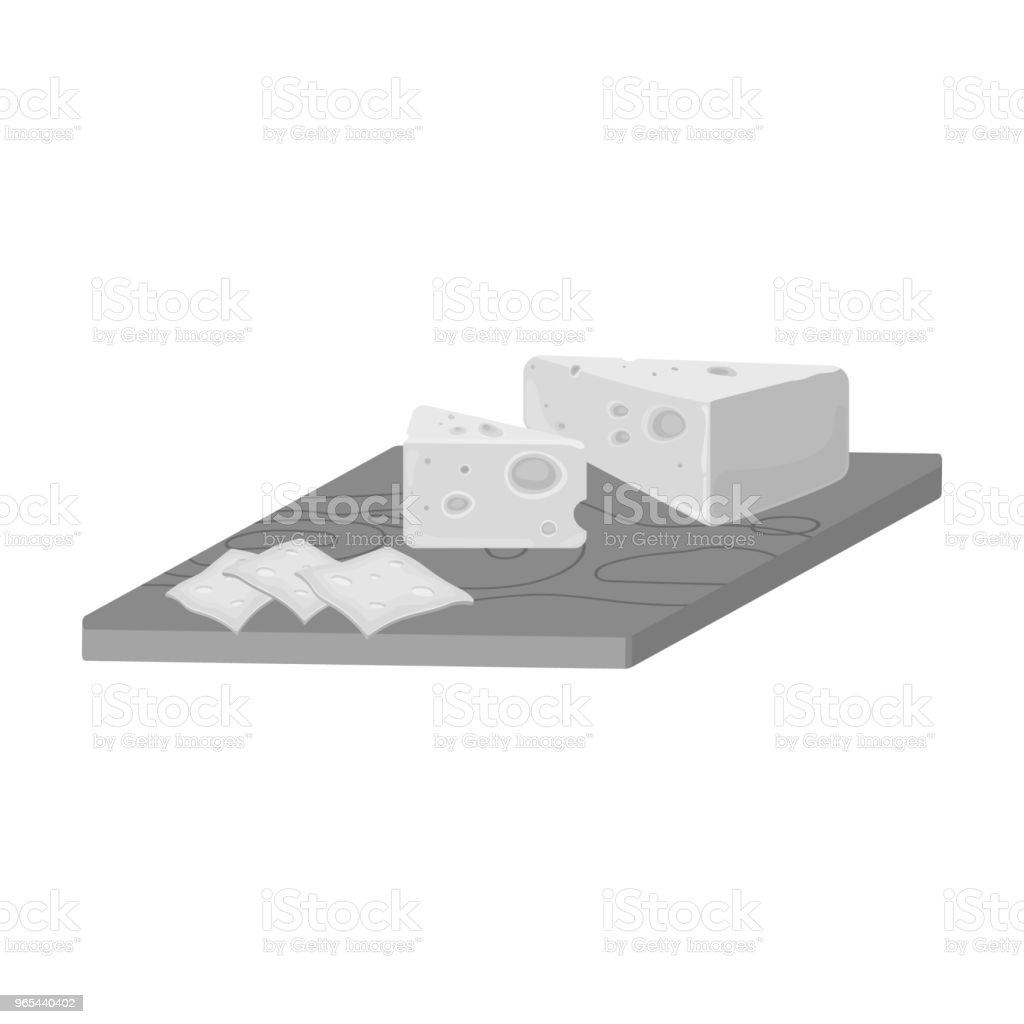 Cheese, single icon in monochrome style.Cheese vector symbol stock illustration web. cheese single icon in monochrome stylecheese vector symbol stock illustration web - stockowe grafiki wektorowe i więcej obrazów bez ludzi royalty-free
