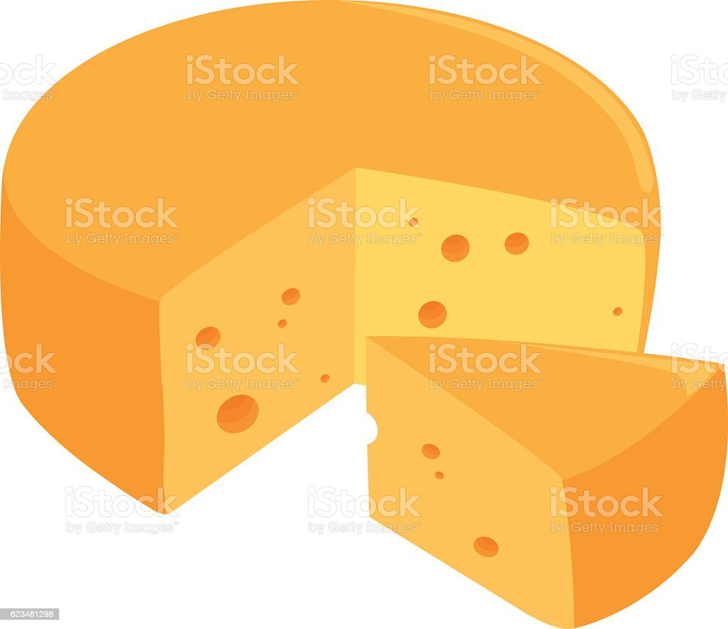 royalty free cheese wheel clip art vector images illustrations rh istockphoto com mouse eating cheese clipart free cheese clipart free