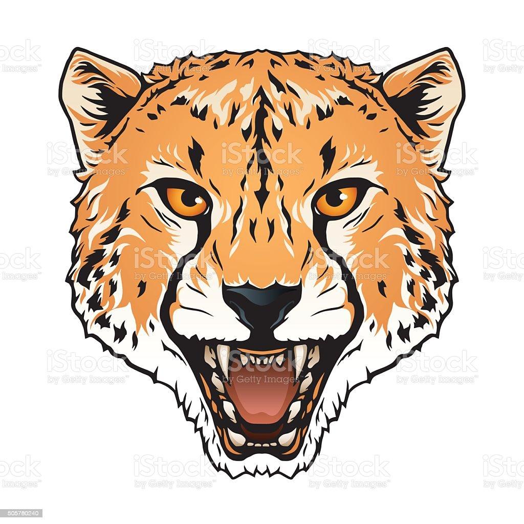 royalty free cheetah eyes clip art vector images illustrations rh istockphoto com cheetah clipart face cheetah clipart face