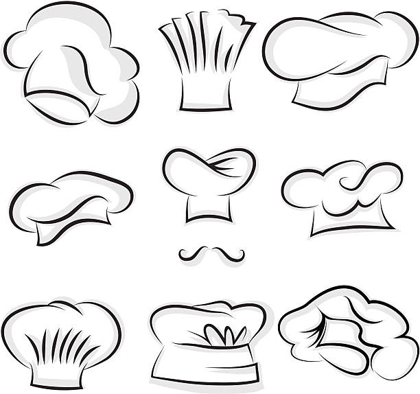 chef hat file_thumbview_approve.php?size=1&id=20825233 chef's hat stock illustrations