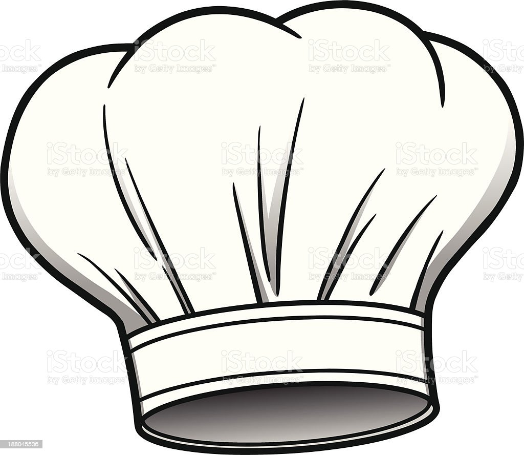 royalty free chef hat clip art vector images illustrations istock rh istockphoto com  free chef hat clipart images
