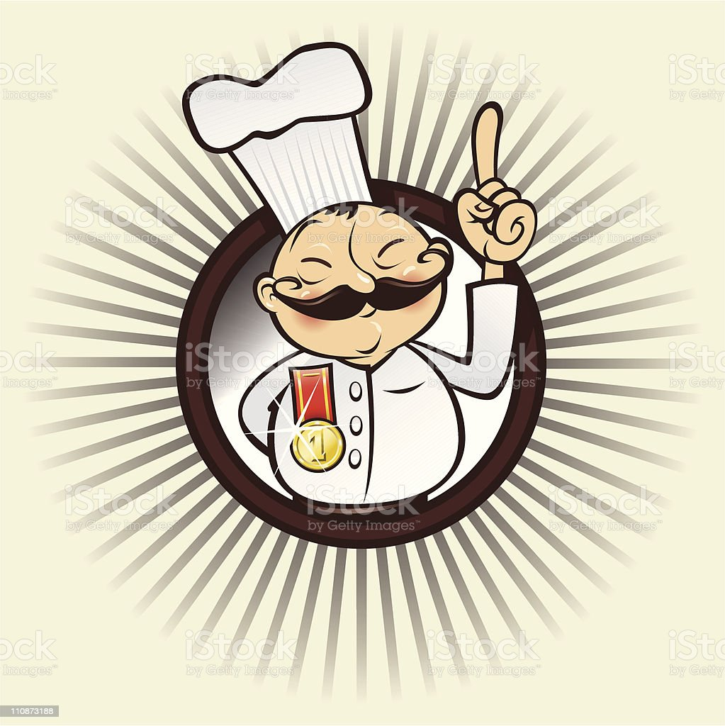Chef number one royalty-free chef number one stock vector art & more images of adult