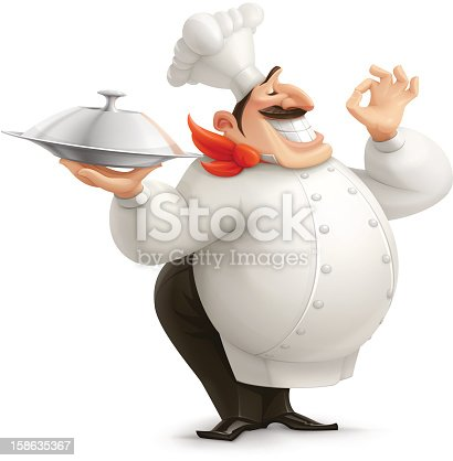 istock Chef 158635367
