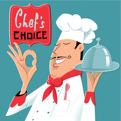 Chef's approved