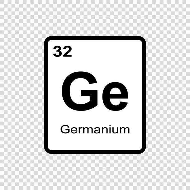 Royalty Free Symbol For Germanium Clip Art Vector Images