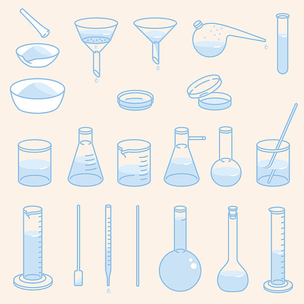 Best Laboratory Glassware Illustrations, Royalty-Free ...
