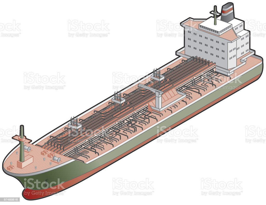 Chemical Ship Icon. Design Elements royalty-free chemical ship icon design elements stock vector art & more images of boat deck
