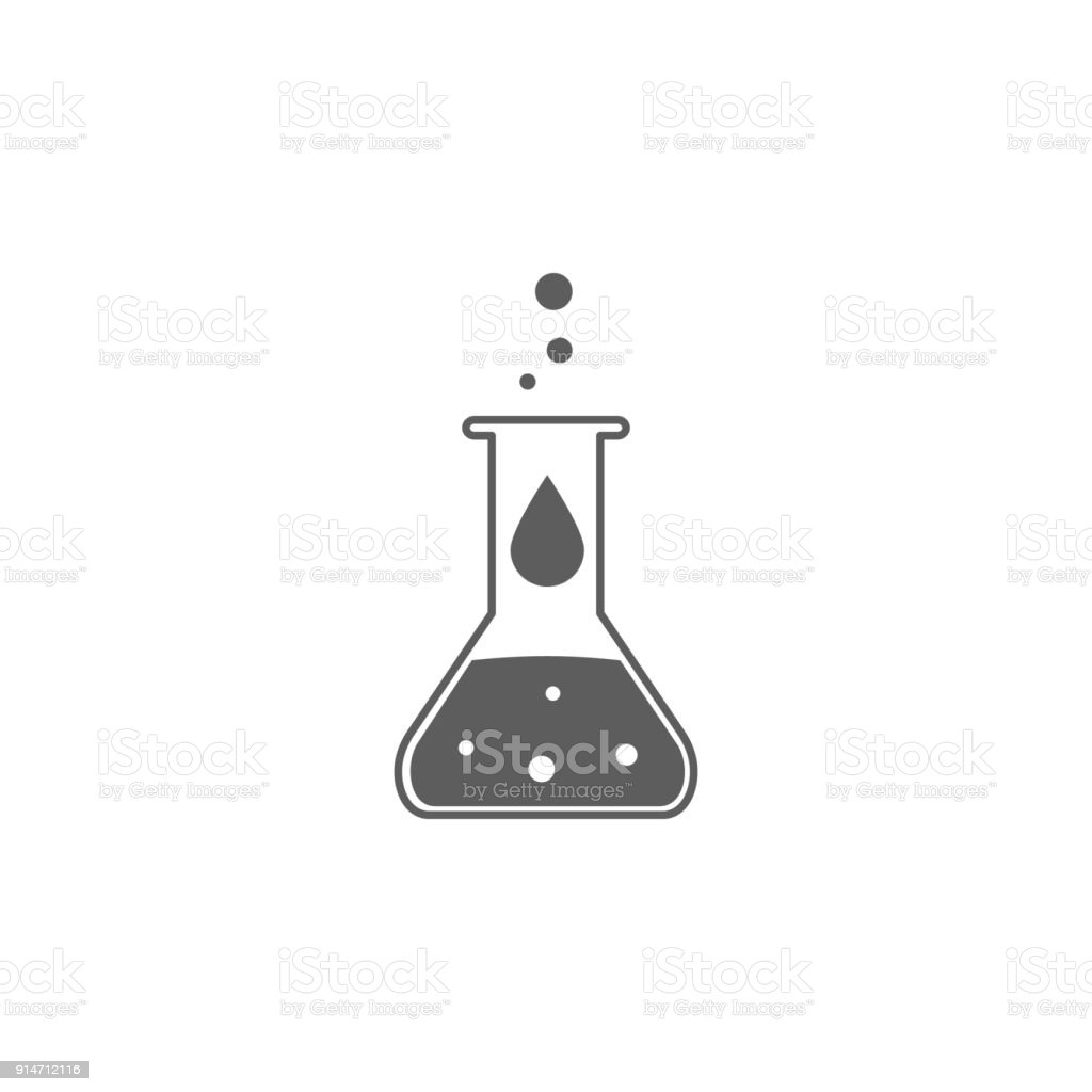 Chemical test tube icon element of oil and gas icon premium element of oil and gas icon premium quality graphic design biocorpaavc