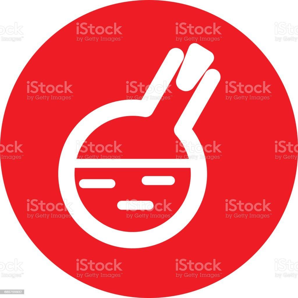Chemical test tube icon chemical test tube icon - stockowe grafiki wektorowe i więcej obrazów analizować royalty-free