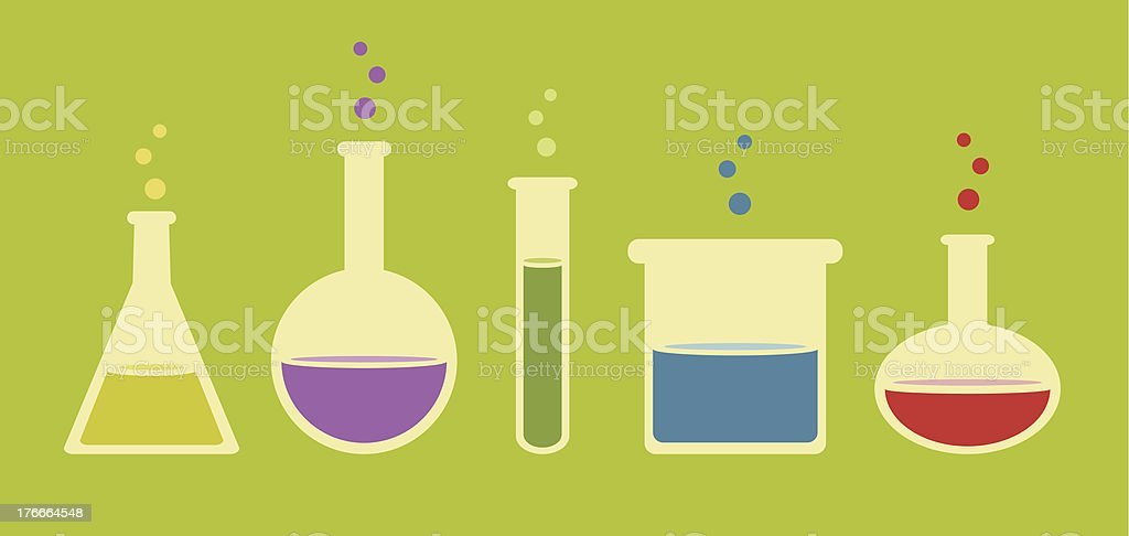 Chemistry Containers royalty-free chemistry containers stock vector art & more images of beaker