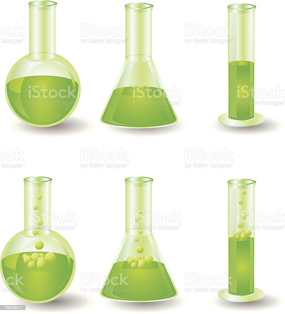 Chemistry Equipment royalty-free chemistry equipment stock vector art & more images of backgrounds
