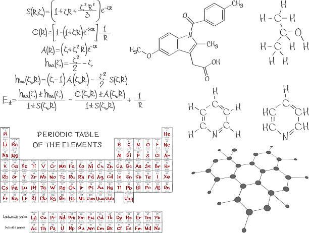 化学 - 物理学点のイラスト素材/クリップアート素材/マンガ素材/アイコン素材
