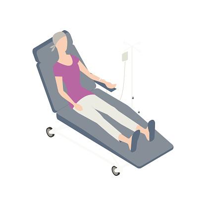 Chemotherapy illustration