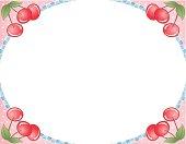 Cherries Frame C