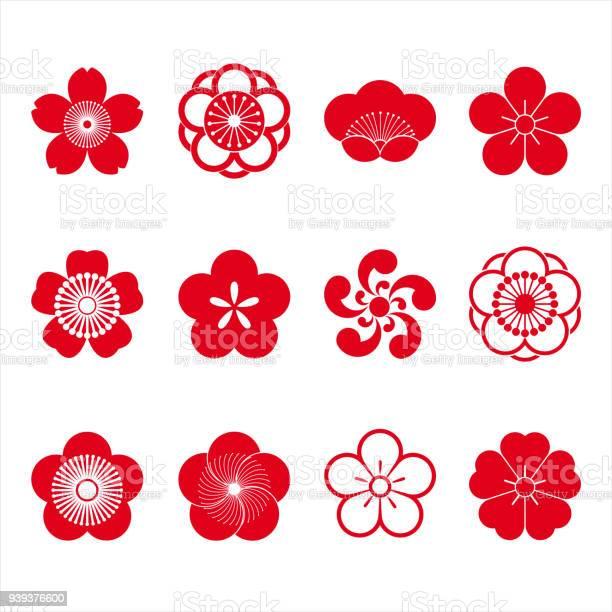 Cherry blossom icons vector id939376600?b=1&k=6&m=939376600&s=612x612&h=hyrrryoyts4b yyyp 26qe2usgchkbbzj7zgysl8nge=