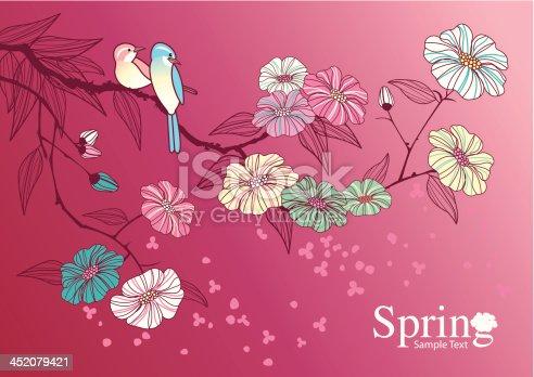 istock Cherry Blossom 452079421