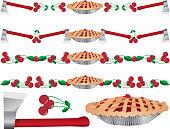 Cherry Pie and Hatchet