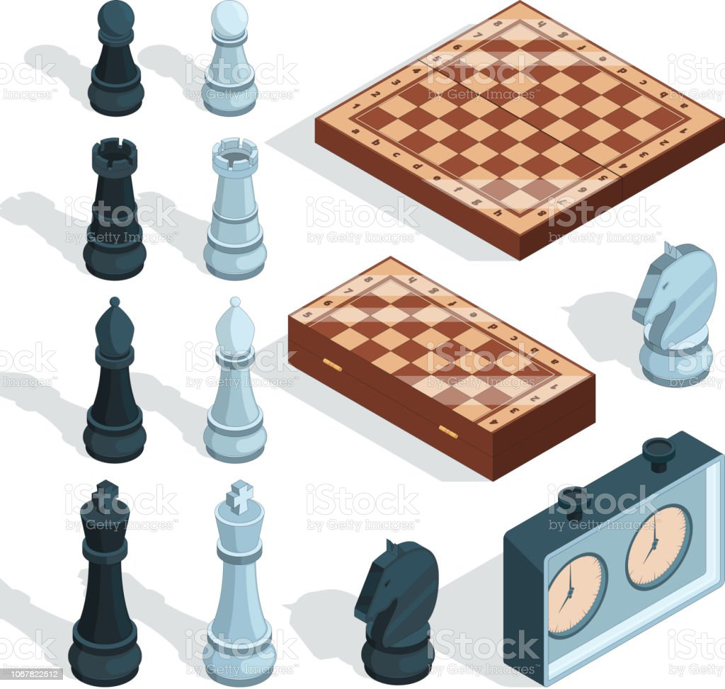 Chess Board Game Strategical Tactical Entertainment Checkmate Rook