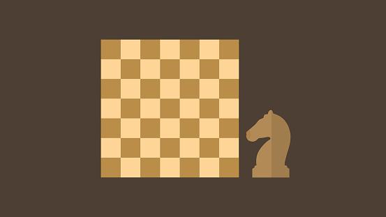 Chess icons - Illustration