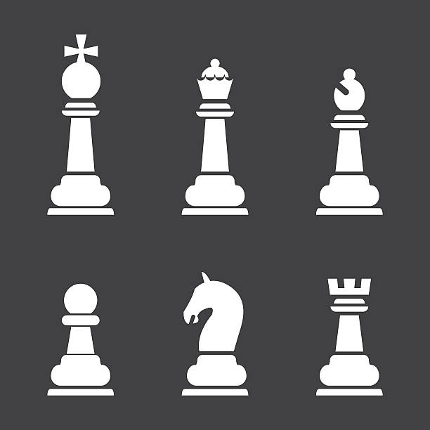 Best Bishop Chess Piece Illustrations, Royalty-Free Vector ...