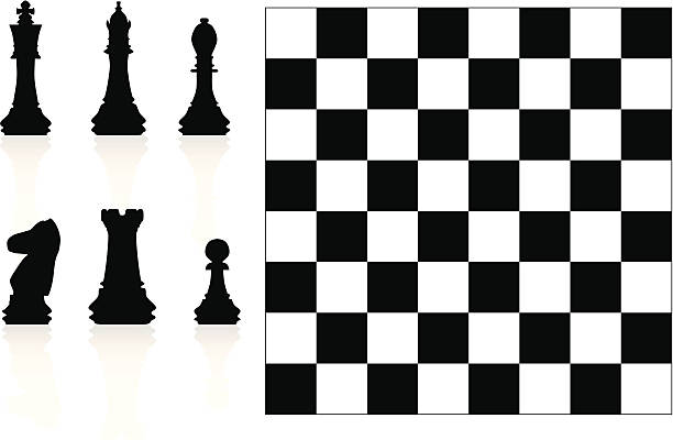 Royalty Free Chess Board Clip Art, Vector Images & Illustrations ...