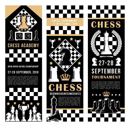 Chess tournament sport academy game