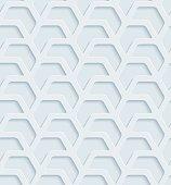 Chevron 3D Seamless Wallpaper Pattern.