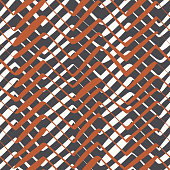 istock Chevron seamless pattern. Abstract geometric zig zag line background. Modern hipster style, graphic texture. 1246308674